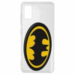 Чохол для Samsung A41 Batman 3D
