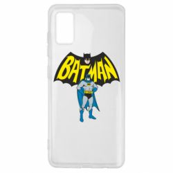 Чехол для Samsung A41 Batman Hero