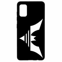 Чохол для Samsung A41 Batman three line