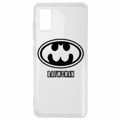 Чохол для Samsung A41 Batwoman