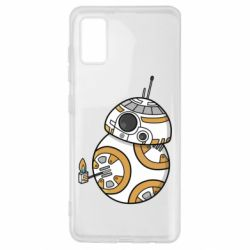 Чехол для Samsung A41 BB-8 Like