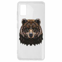 Чохол для Samsung A41 Bear graphic