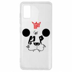 Чехол для Samsung A41 Bear panda
