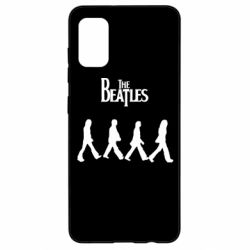 Чохол для Samsung A41 Beatles Group