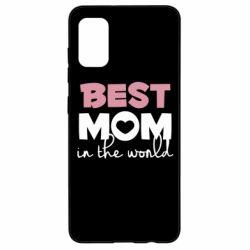 Чохол для Samsung A41 Best mom