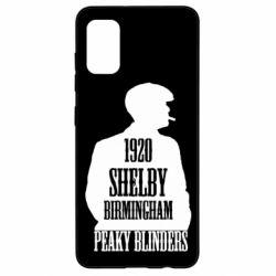 Чохол для Samsung A41 Birmingham 1920