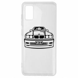 Чехол для Samsung A41 BMW E34