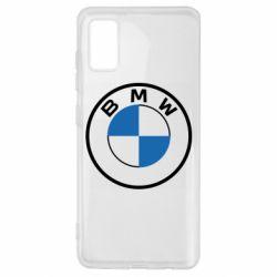 Чохол для Samsung A41 BMW logo 2020