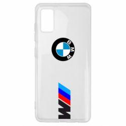 Чохол для Samsung A41 BMW M