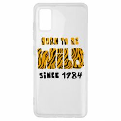 Чохол для Samsung A41 Born to be wild sinse 1984