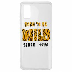 Чохол для Samsung A41 Born to be wild sinse 1996