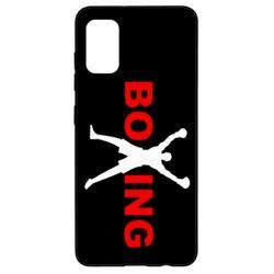 Чехол для Samsung A41 BoXing X