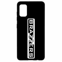 Чехол для Samsung A41 Brazzers Logo