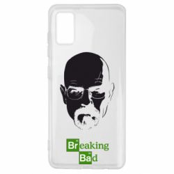 Чохол для Samsung A41 Breaking Bad  (Во все тяжкие)