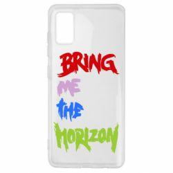 Чехол для Samsung A41 Bring me the horizon