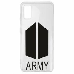 Чохол для Samsung A41 Bts army