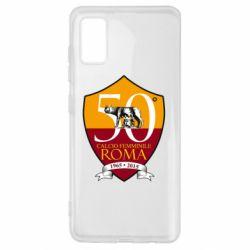 Чохол для Samsung A41 Calcio Femminile Roma