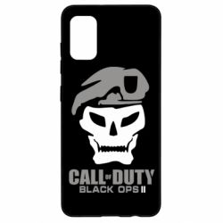 Чехол для Samsung A41 Call of Duty Black Ops 2