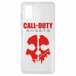 Чохол для Samsung A41 Call of Duty Ghosts