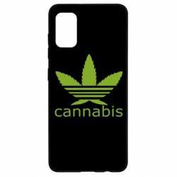 Чохол для Samsung A41 Cannabis