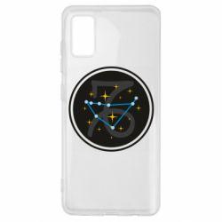 Чехол для Samsung A41 Capricorn constellation