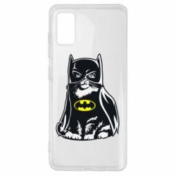 Чохол для Samsung A41 Cat Batman