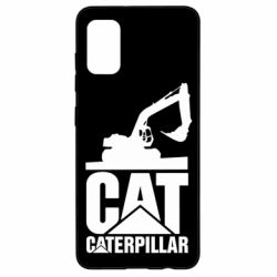 Чохол для Samsung A41 Caterpillar cat