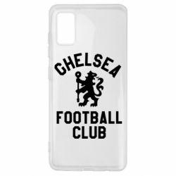 Чохол для Samsung A41 Chelsea Football Club