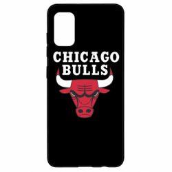 Чехол для Samsung A41 Chicago Bulls Classic