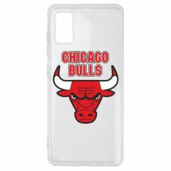 Чохол для Samsung A41 Chicago Bulls vol.2