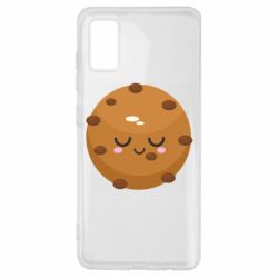 Чехол для Samsung A41 Chocolate Cookies