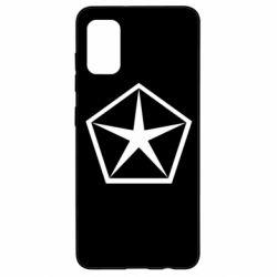 Чехол для Samsung A41 Chrysler Star