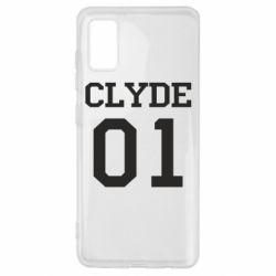 Чехол для Samsung A41 Clyde 01