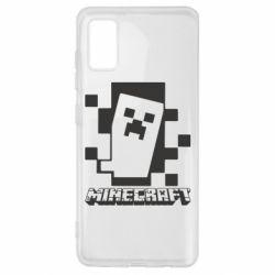 Чохол для Samsung A41 Color Minecraft