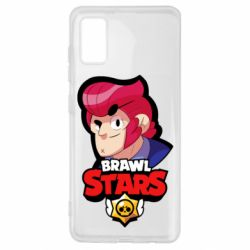 Чехол для Samsung A41 Colt from Brawl Stars