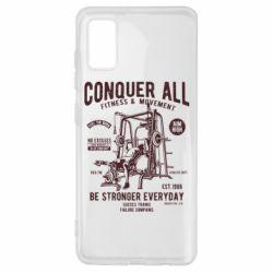 Чохол для Samsung A41 Conquer All