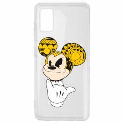 Чохол для Samsung A41 Cool Mickey Mouse