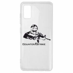 Чехол для Samsung A41 Counter Strike Player