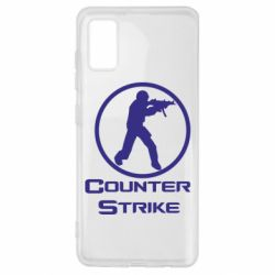 Чехол для Samsung A41 Counter Strike