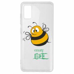Чехол для Samsung A41 Crazy Bee