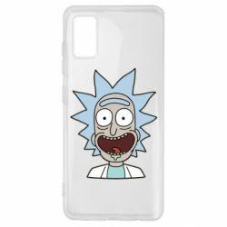 Чехол для Samsung A41 Crazy Rick