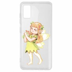 Чохол для Samsung A41 Cute Fairy in watercolor style