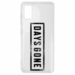 Чохол для Samsung A41 Days Gone Logo