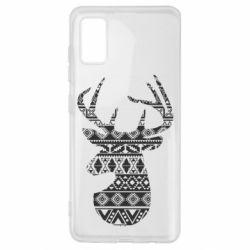 Чохол для Samsung A41 Deer from the patterns