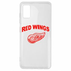 Чохол для Samsung A41 Detroit Red Wings