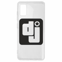 Чехол для Samsung A41 DJ star