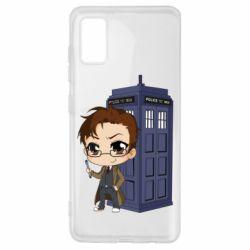 Чохол для Samsung A41 Doctor who is 10 season2