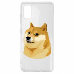 Чохол для Samsung A41 Doge