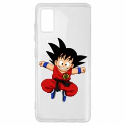Чохол для Samsung A41 Dragon ball Son Goku