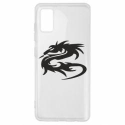 Чохол для Samsung A41 Дракон